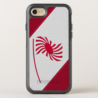 Flag of Japan OtterBox Symmetry iPhone 8/7 Case