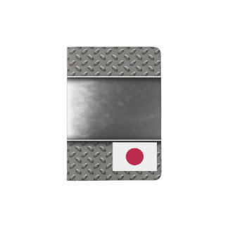 Flag of Japan Passport Holder