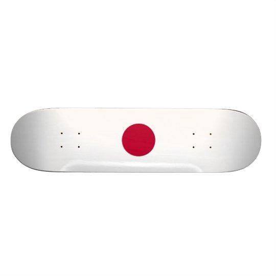 Flag of Japan Skateboard Deck