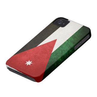 Flag of Jordan iPhone 4 Case-Mate Cases