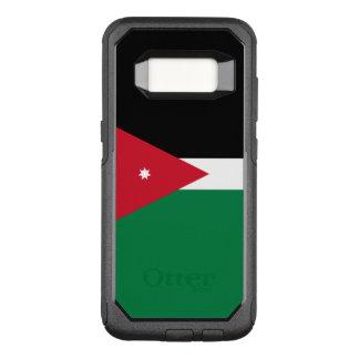 Flag of Jordan Samsung OtterBox Case