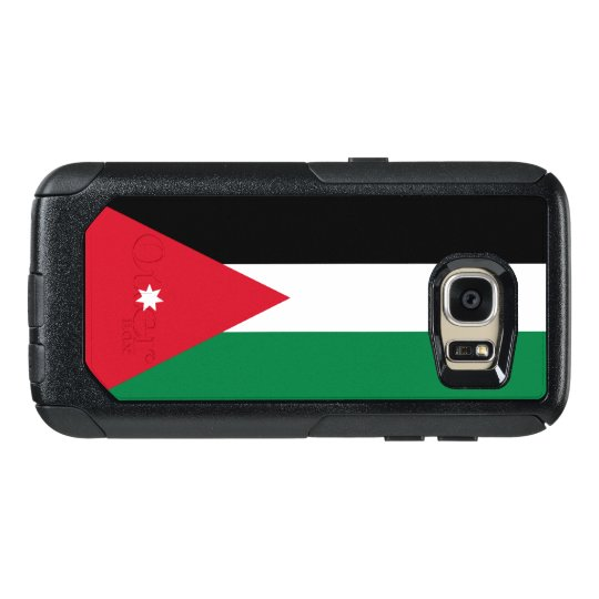 Flag of Jordan Samsung OtterBox Case