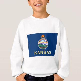 Flag Of Kansas Sweatshirt