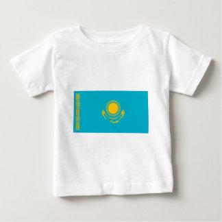 Flag_of_Kazakhstan Baby T-Shirt