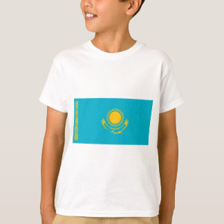 Flag_of_Kazakhstan T-Shirt