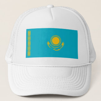 Flag of Kazakhstan Trucker Hat