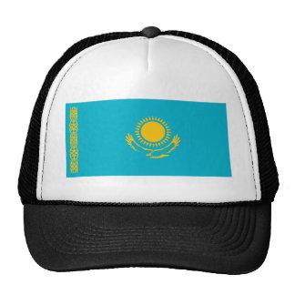 Flag_of_Kazakhstan Trucker Hat