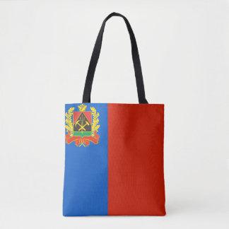 Flag of Kemerovo oblast Tote Bag