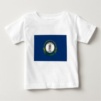Flag Of Kentucky Baby T-Shirt