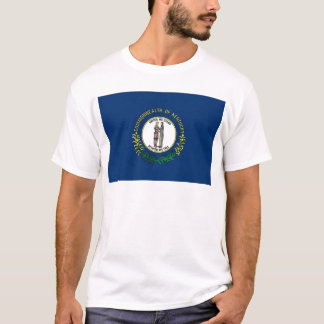 Flag Of Kentucky T-Shirt