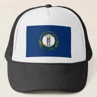 Flag Of Kentucky Trucker Hat