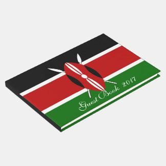 Flag of Kenya Guest Book
