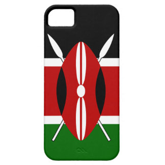 Flag of Kenya iPhone 5 Cases
