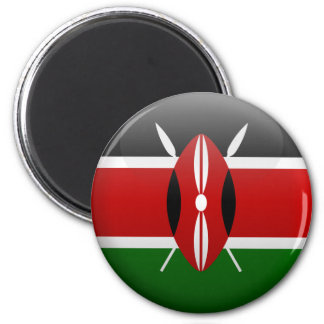 Flag of Kenya Magnet