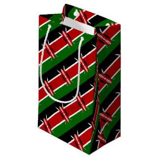 Flag of Kenya Small Gift Bag