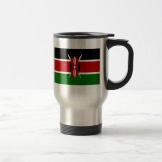 Flag of Kenya Travel Mug