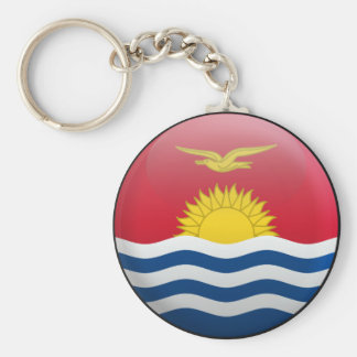 Flag of Kiribati Keychain