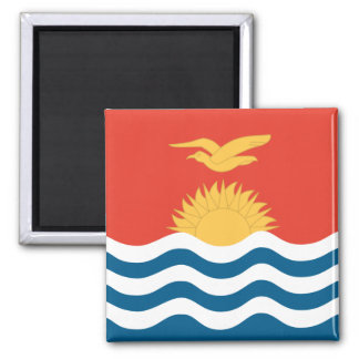 Flag of Kiribati Magnet