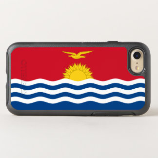 Flag of Kiribati OtterBox iPhone Case