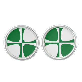 Flag of Kirkcudbrightshire Cufflinks