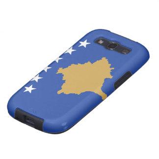 Flag of Kosovo Samsung Galaxy SIII Covers