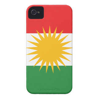 Flag of Kurdistan; Kurd; Kurdish Case-Mate iPhone 4 Case