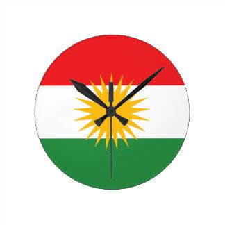 Flag of Kurdistan; Kurd; Kurdish Clocks