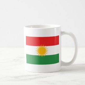 Flag of Kurdistan; Kurd; Kurdish Coffee Mug