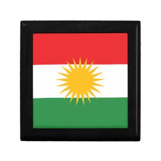 Flag of Kurdistan; Kurd; Kurdish Gift Box