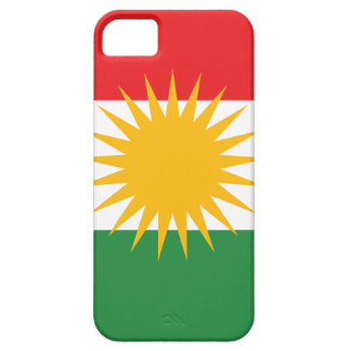 Flag of Kurdistan; Kurd; Kurdish iPhone 5 Covers