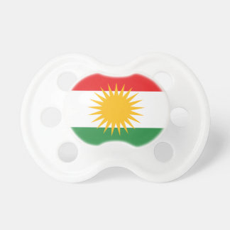 Flag of Kurdistan; Kurd; Kurdish Pacifier