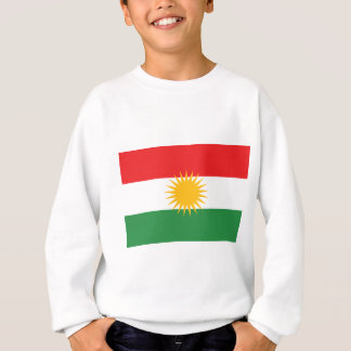 Flag of Kurdistan; Kurd; Kurdish Sweatshirt