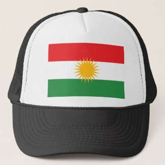 Flag of Kurdistan; Kurd; Kurdish Trucker Hat