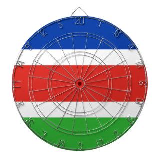 Flag of Laarbeek Dartboard