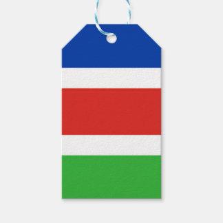 Flag of Laarbeek Gift Tags