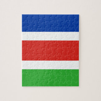 Flag of Laarbeek Jigsaw Puzzle
