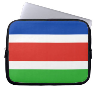 Flag of Laarbeek Laptop Sleeve