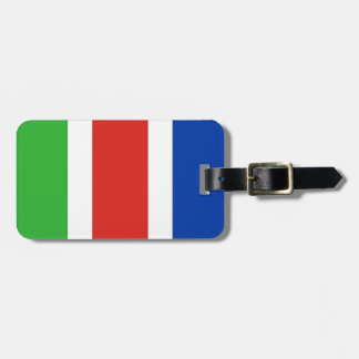 Flag of Laarbeek Luggage Tag