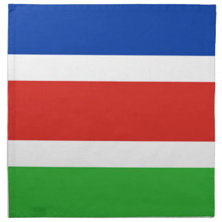 Flag of Laarbeek Napkin
