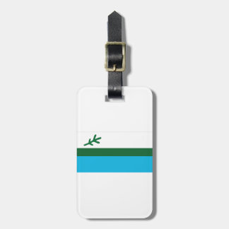 Flag of Labrador Luggage Tag