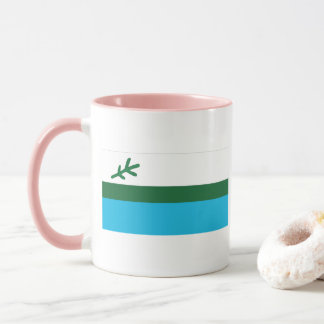 Flag of Labrador Mug