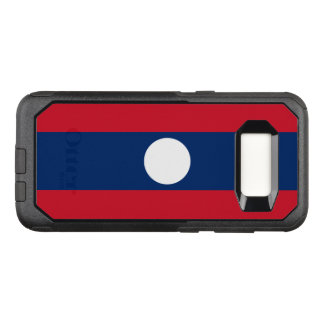 Flag of Laos Samsung OtterBox Case