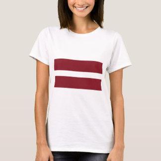 Flag of Latvia T-Shirt