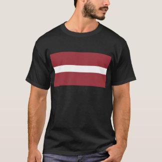 Flag_of_Latvia T-Shirt
