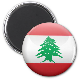 Flag of Lebanon Magnet