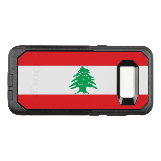 Flag of Lebanon Samsung OtterBox Case