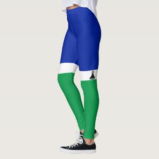 Flag of Lesotho Leggings
