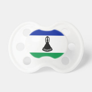 Flag of Lesotho Pacifier