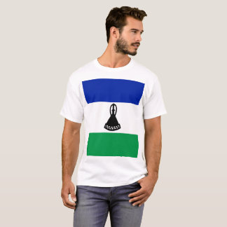 Flag of Lesotho T-Shirt
