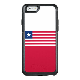 Flag of Liberia OtterBox iPhone Case